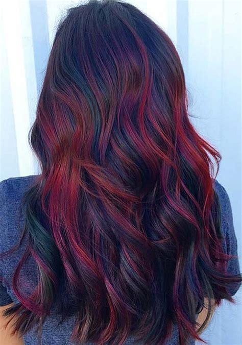 burgendy hair color 25 best ideas about burgundy hair on