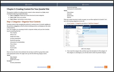 tutorial joomla 3 3 indonesia pdf fancy joomla template tutorial pdf composition resume