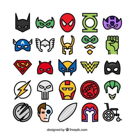 imagenes superheroes vectores baiche milh 245 es de vetores gratuitos fotos e psd