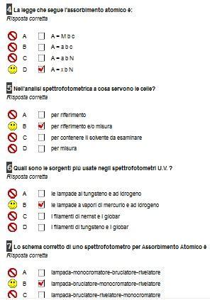 test di vero i i s largo brodolini pomezia rm test di verifica e
