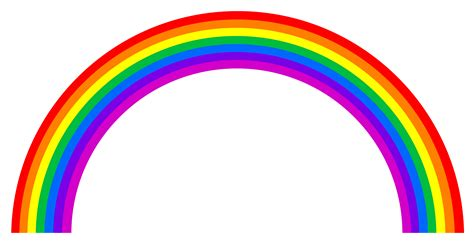 Make Greeting Cards Free - cartoon rainbow clipart