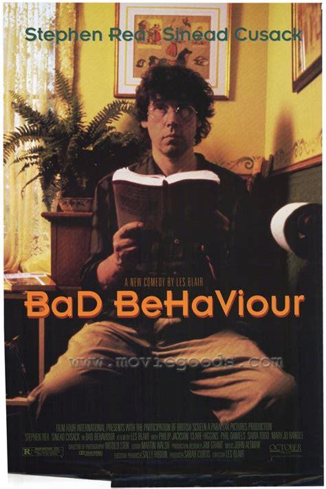 bad behavior bad behavior posters from poster shop