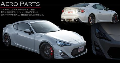 86 Toyota Parts Toyota 86 Trd In With Parts List