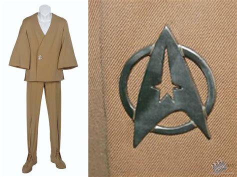 Trek Wardrobe by Sulu Class C Starfleet Wardrobe From