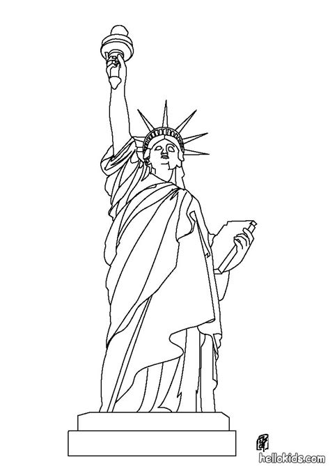 statue of liberty drawing template free statue of liberty drawing outline free clip