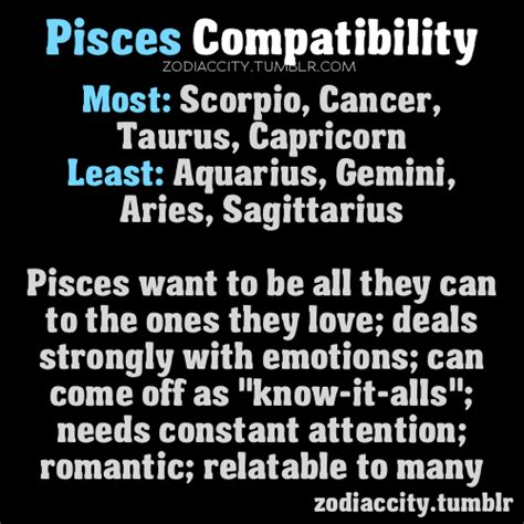 pisces compatibility tumblr
