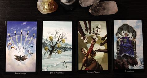 witches tarot the witches tarot deck interview and review benebell wen