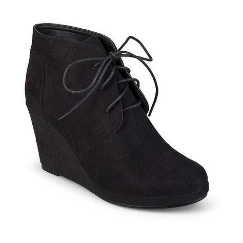 best 25 black wedge shoes ideas on black