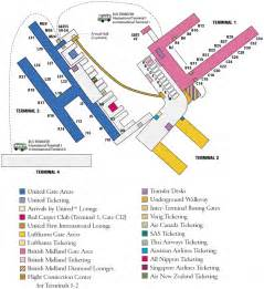 dubai airport map layout