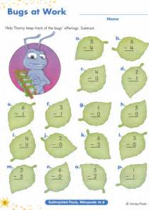 kt bugs subtraction facts worksheet 8 28580 disney coloring book res 2283x3216 disney