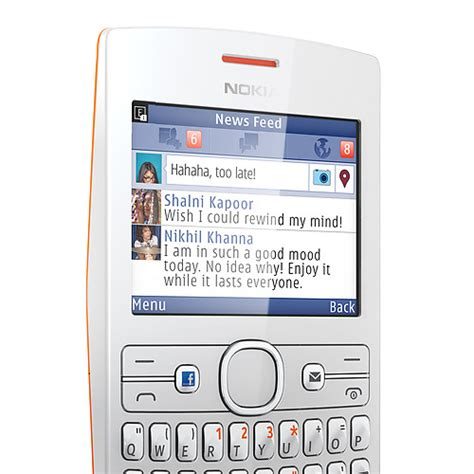 Hp Nokia Asha 205 Seken nokia asha 205 price in pakistan 2013