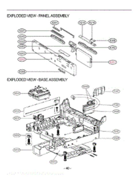 lg dishwasher parts diagram parts for lg ldf7932st asteeus dishwasher