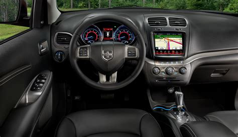 road test review  dodge journey crossroad