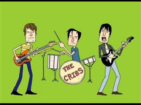 The Cribs The New Fellas by The Cribs The New Fellas Lyrics