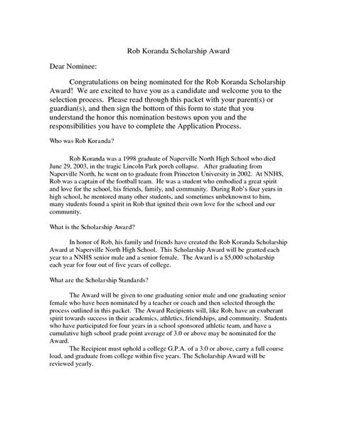 letter of recommendation to graduate school template