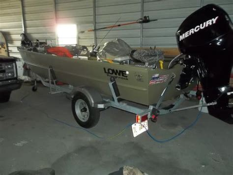 used stick steering boats for sale 2013 18 foot lowe roughneck stick steering fishing boat