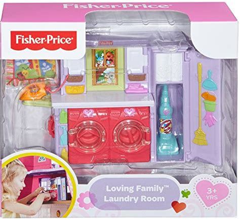 fisher price loving family laundry room import it all