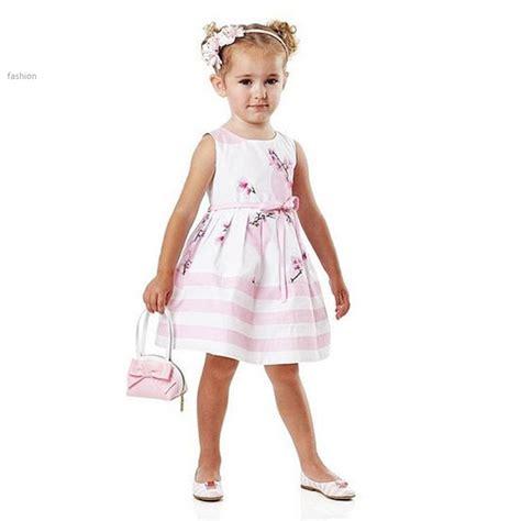 Sale Dress Baby sale children baby dress dresses clothing floral print stripe fashion