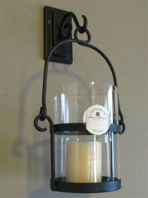 Home Interiors Sconces by 1000 Ideas About Candle Wall Sconces On Wall