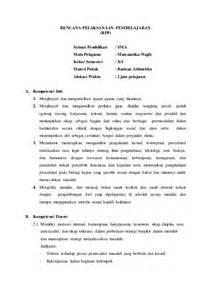 Matematika Xi Wajib K13 New contoh rpp k13 matematika model pembelajaran discovery