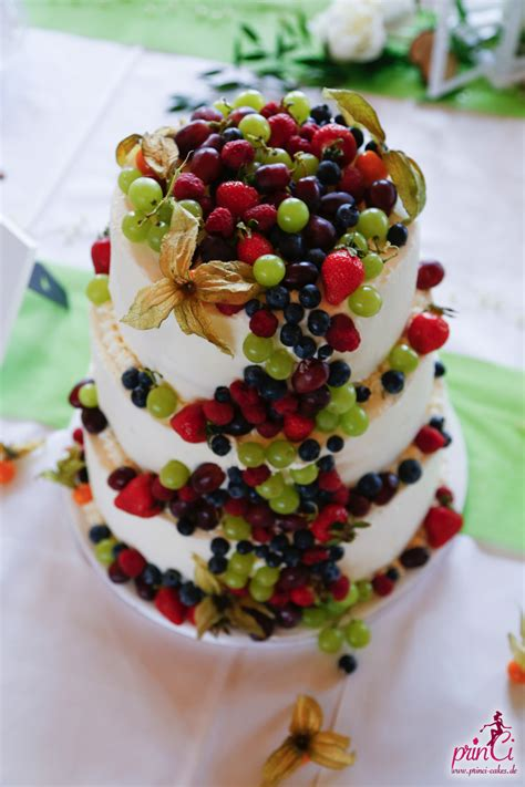 hochzeitstorte obst hochzeitstorte mit fr 252 chten princi cakes