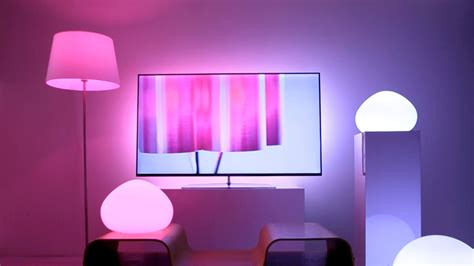 philips expands its hue line philips expands ambilight to the living room review