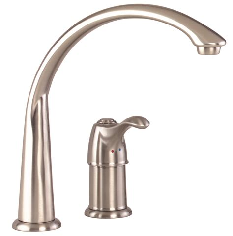 allerton single handle kitchen faucet gerber plumbing