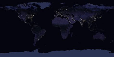 space pattern in indonesia light pollution wikipedia