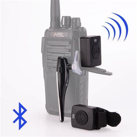 Free Earphone Ht Baofeng Walkie Talkie Handy Talky Baofeng Bf Uv5 R4 walkie talkie free bluetooth headset k type earphone handheld two way radio wireless
