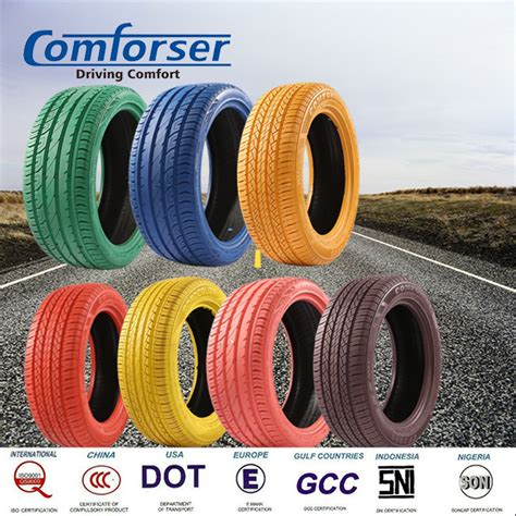 colored tires for cars comforser color car tyre green blue yellow radial