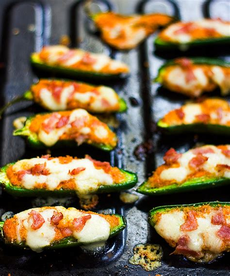 baked cottage cheese baked jalapeno poppers with cottage cheese recipe my