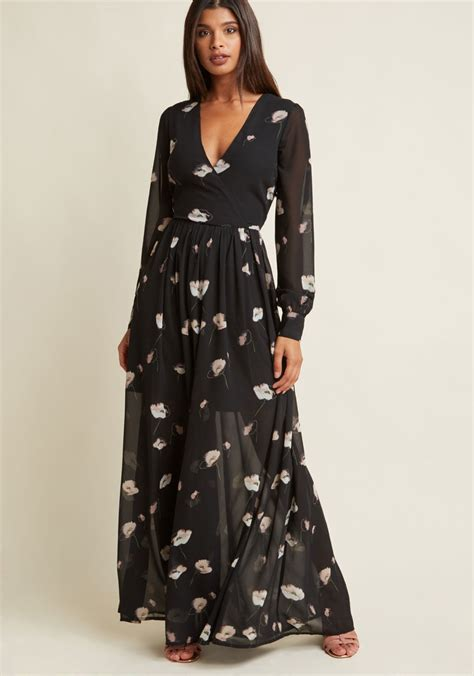 Maxy By marveled mystique floral maxi dress modcloth