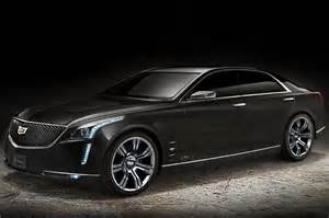 Cadillac Flagship 2015
