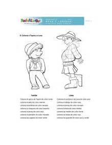 clothing in spanish worksheets images
