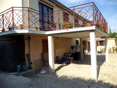 agrandir une terrasse surelevee 4530 terrasse sur 233 lev 233 e ma terrasse