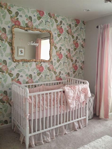 Baby Crib Mirror by Vintage Nursery Nursery Pink Nursery Nursery