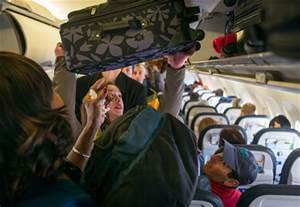 united airlines international carry on airline passengers might want to shop for new carry on