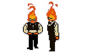 grillby costume diy guides for cosplay amp halloween