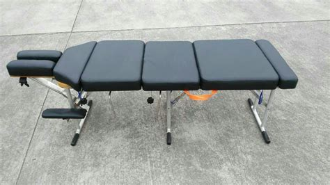 chiropractic tables portable manual chiropractic tables