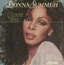 I Love You (Donna Summer song) - Wikipedia Ladonna
