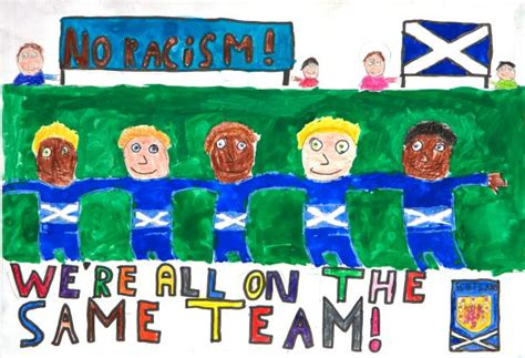 Sectarianism In Scottish Football Essay by Show Racism The Card Scottish Anti Racism Anti Sectarianism Creative Competition