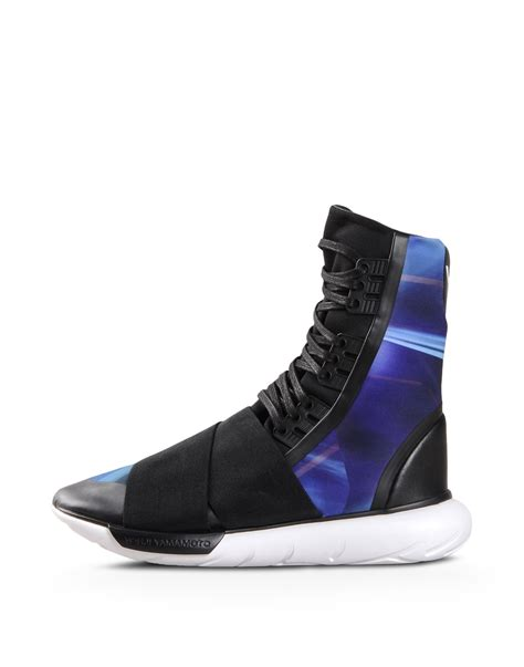 y 3 adidas sneakers y 3 qasa boot for adidas y 3 official store