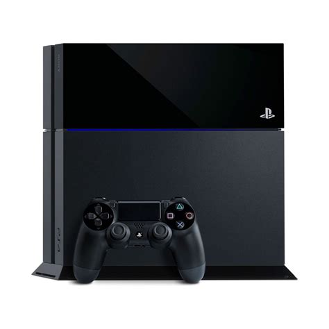 console store sony playstation 4 ps4 500gb console black b grade the