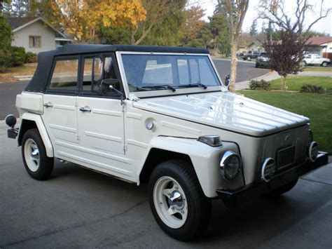 volkswagen thing 1974 volkswagen thing for sale 1897853 hemmings motor