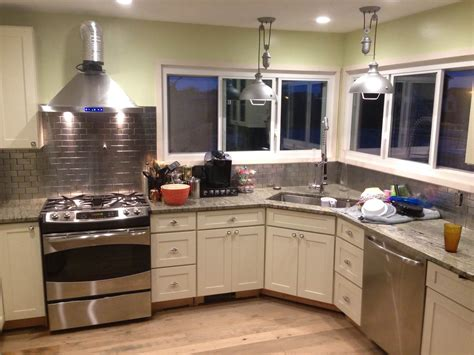 Shaker Painted Cabinets New York Kitchen Ideas New York Kitchen Cabinets
