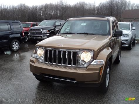 brown jeep liberty 2012 brown pearl jeep liberty limited 4x4 59797666