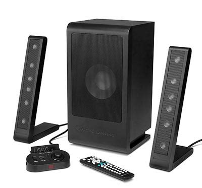 product review altec lansing pt   speaker system