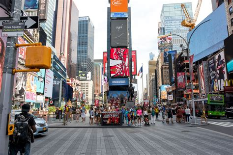 new york time square see the design objects that will enliven times square this