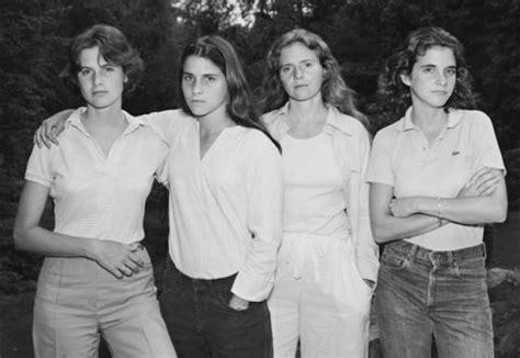 kristine brabson portraits of sisters over 40 years nicholas nixon brown