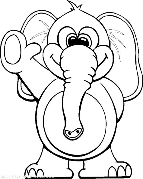 elephant piggie coloring page coloring home elephant piggie coloring pages coloring home